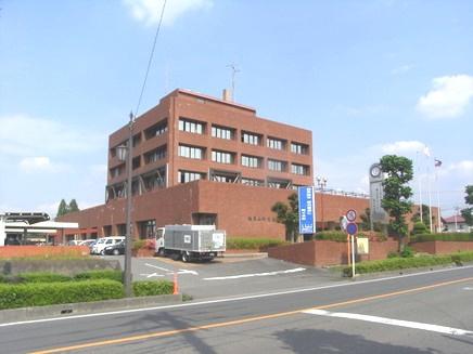 毛呂山町役場の画像
