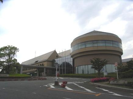 嵐山町役場の画像