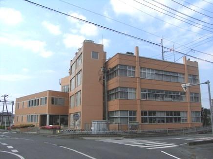 越生町役場の画像