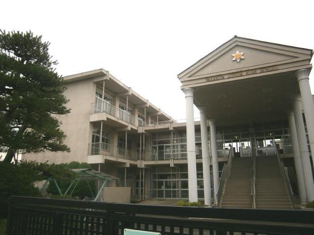 若宮中学校の画像