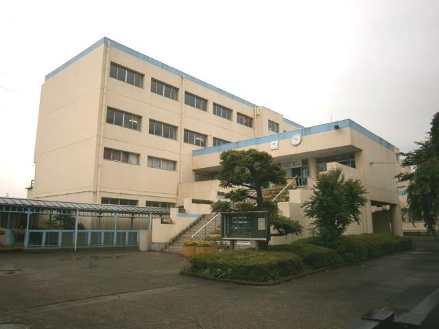 城山中学校の画像