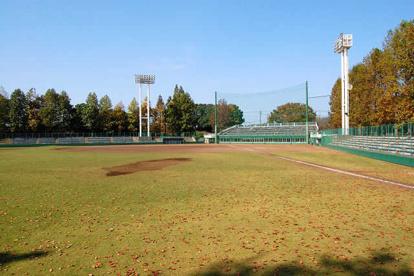 谷田部総合運動公園の画像1
