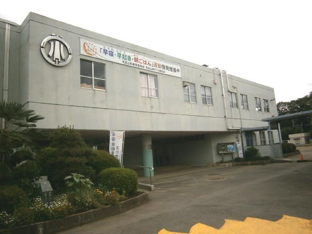 毛呂山町立 光山小学校の画像