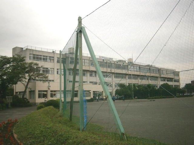 毛呂山中学校の画像