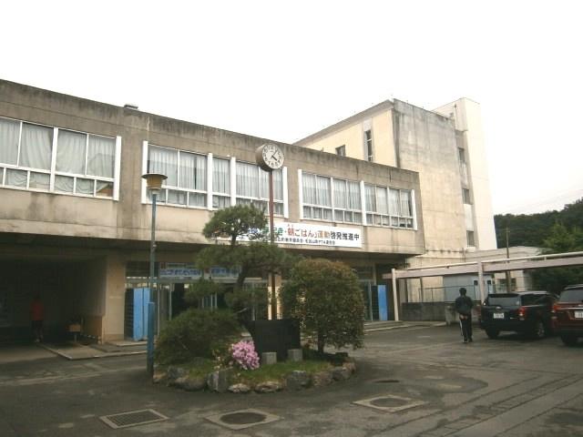 川角中学校の画像