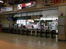 横浜線 町田駅 改札口