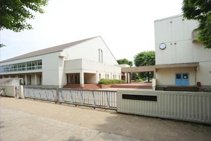 つくば市立手代木中学校の画像1
