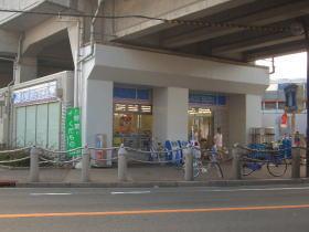 ローソン尼崎センタープール駅前店の画像1