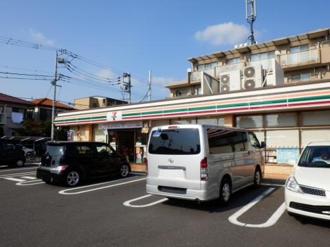セブンイレブン 相模大野豊町店の画像