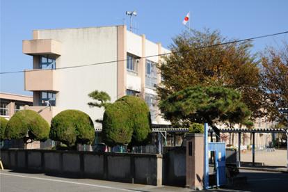 前橋市立 中川小学校の画像1