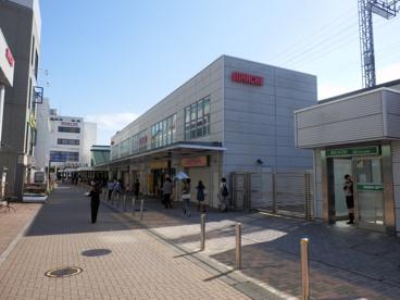 鶴川駅の画像1
