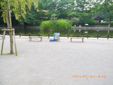 板橋区立 赤塚溜池公園の画像2