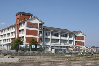 奈良市立都跡中学校の画像1