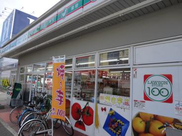ローソンストア100 東大阪巨摩橋西店の画像1