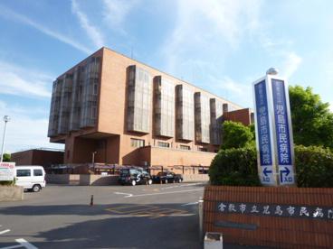 市立児島市民病院の画像1