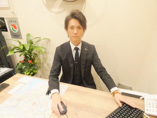 北冨 憲吾(副店長)の画像