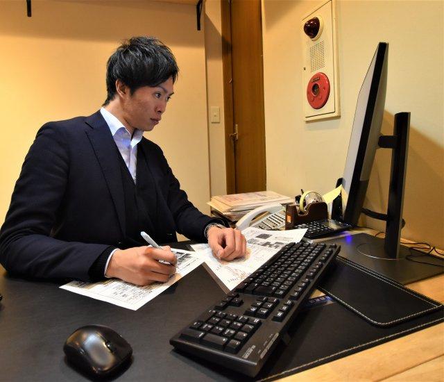 【店長】福山豪人の画像1