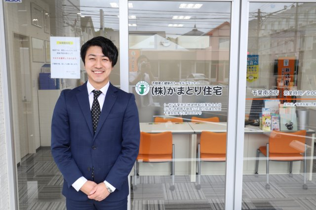 瀧本怜士(千葉南支店)の画像