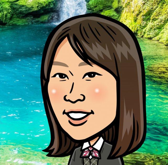 横川祐子の画像