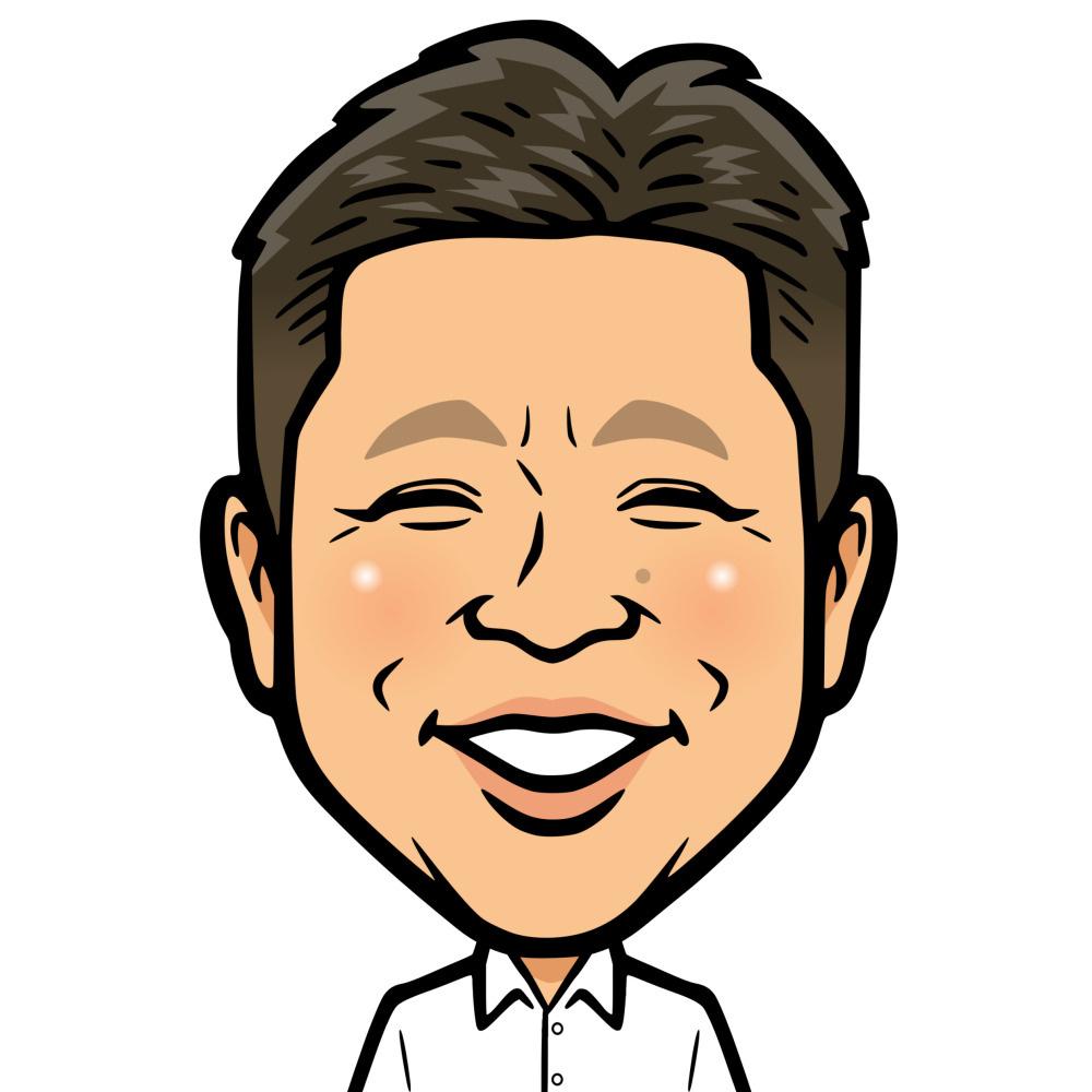 岡林秀男の画像