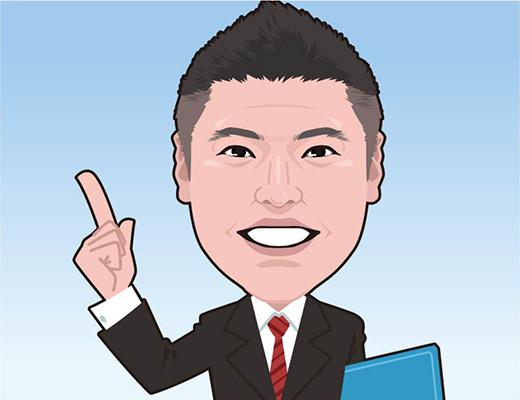 津田喜章の画像