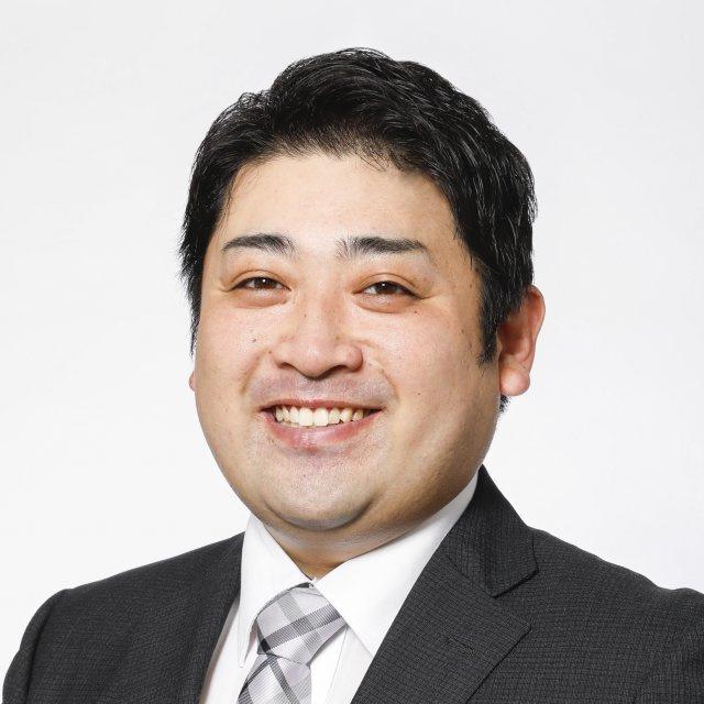 杉田範征の画像