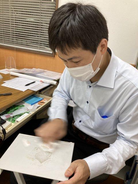 管理部松崎の画像