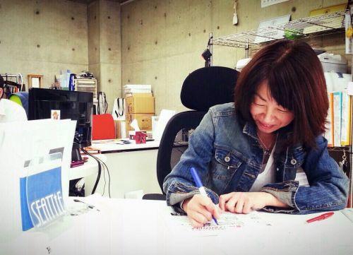 富田裕子の画像