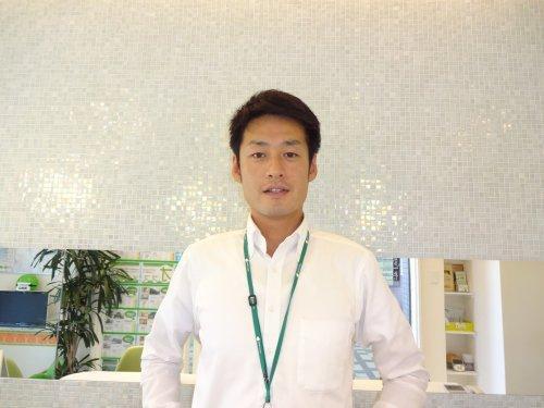 織部店長の画像