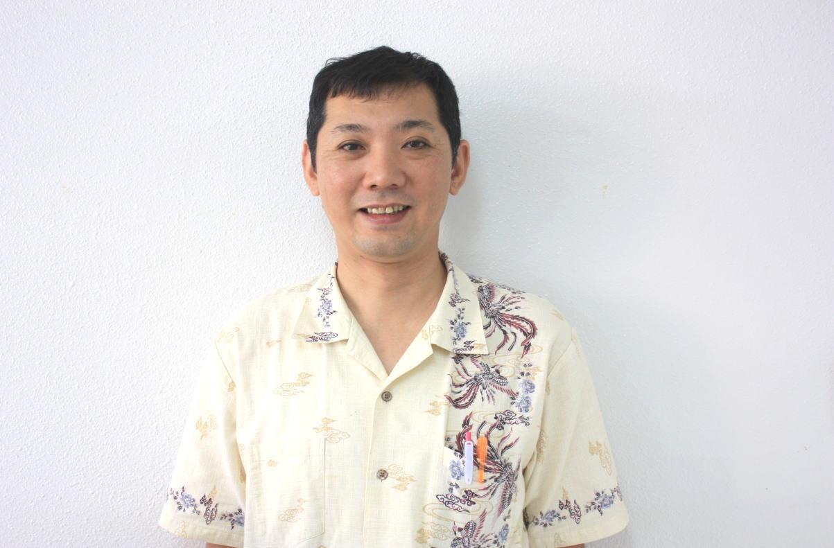 川端友和(統括部長)の画像
