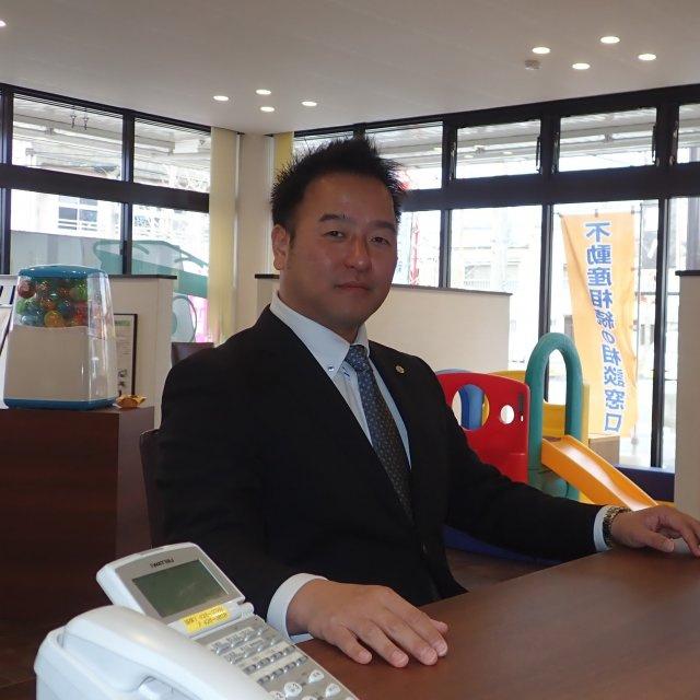 国体道路支店長 平田幸平の画像