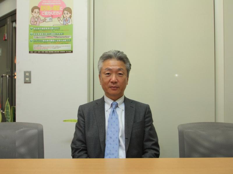 宍戸光司/専務取締役の画像
