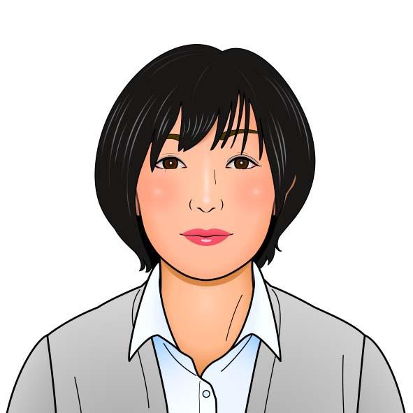 白澤順子の画像
