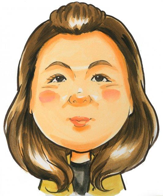 深澤江利子の画像