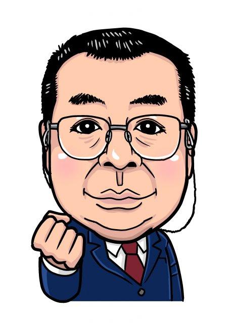 マネージャー 長谷川信勝の画像