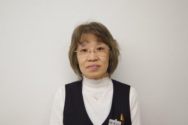 長谷川智惠子の画像