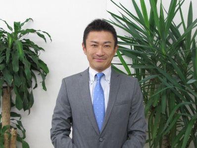 進藤常務取締役の画像1