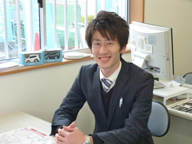 高橋店長の画像