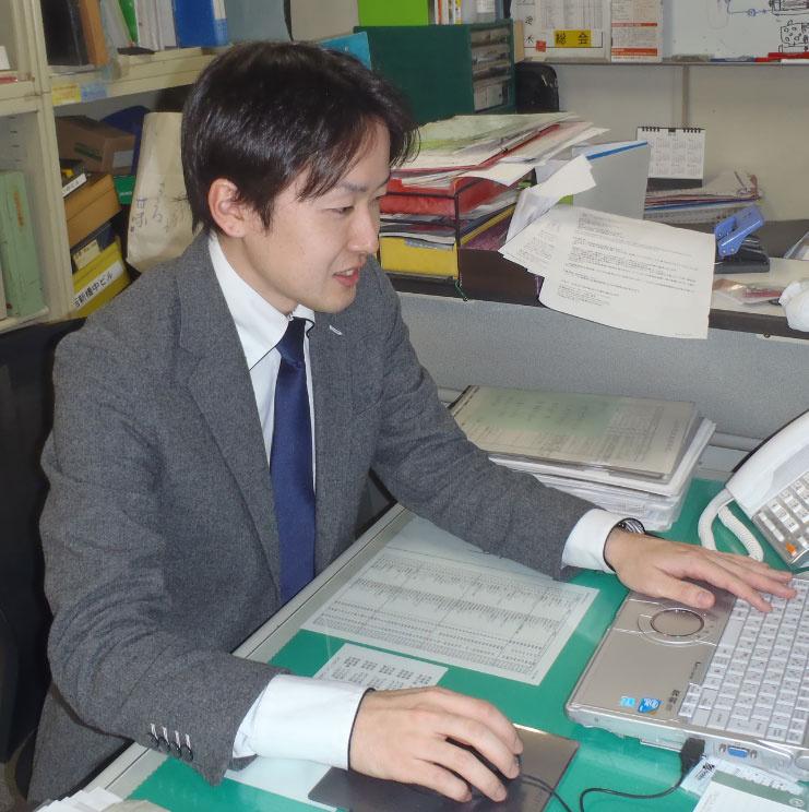 田中敦の画像
