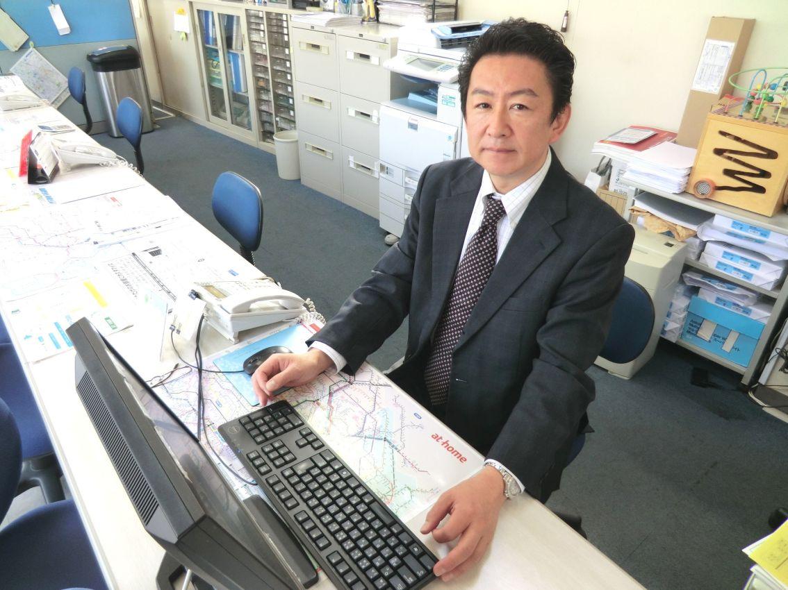 斎藤部長の画像1