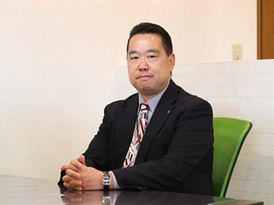代表取締役 雨宮 潤一の画像