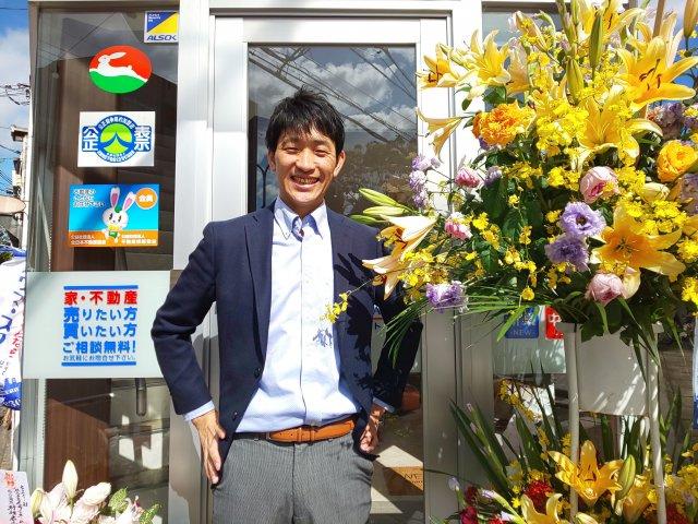 京都左京店 店長 辻中仁の画像