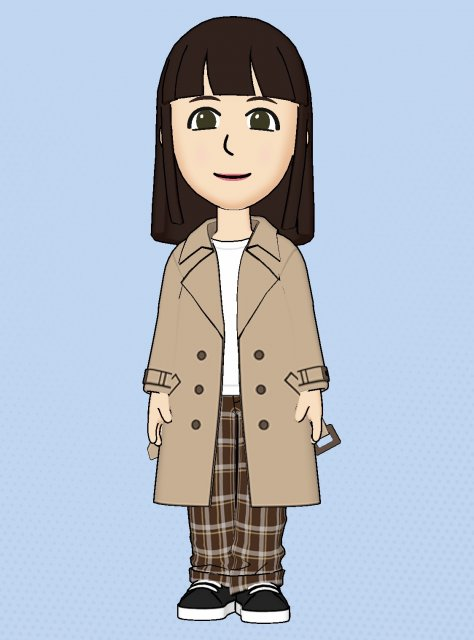 小田真理子の画像
